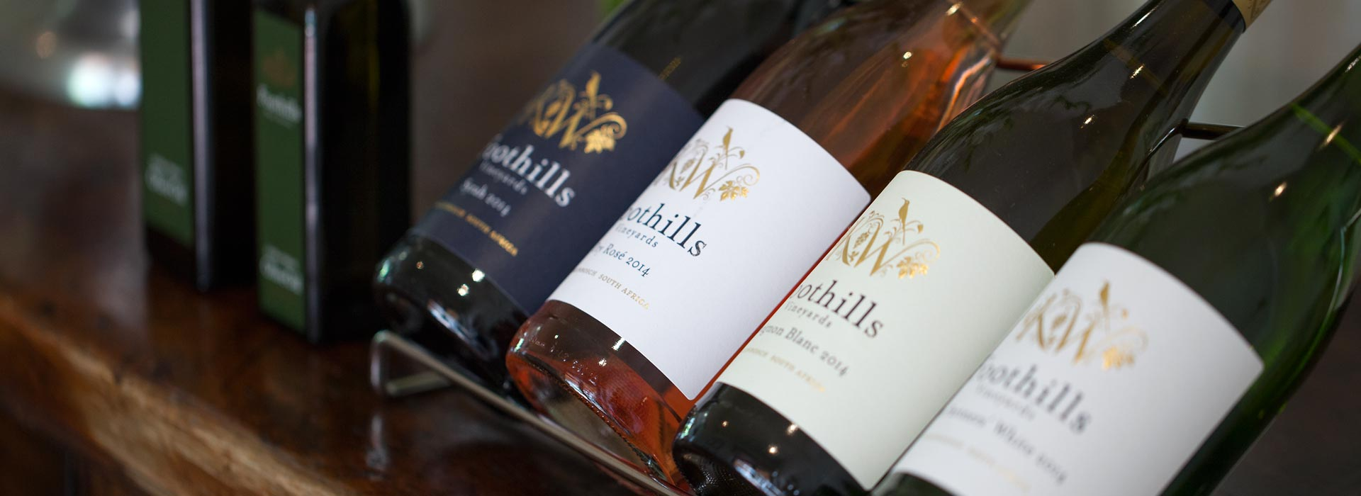 Foothills Wines