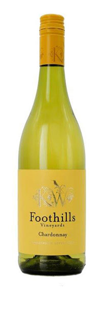 Foothills Vineyards Chardonnay 2018